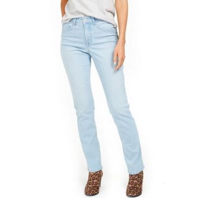 スタイル&コー Style & Co レディース ジーンズ・デニム ボトムス・パンツ Tummy-Control Straight-Leg Jeans Incident