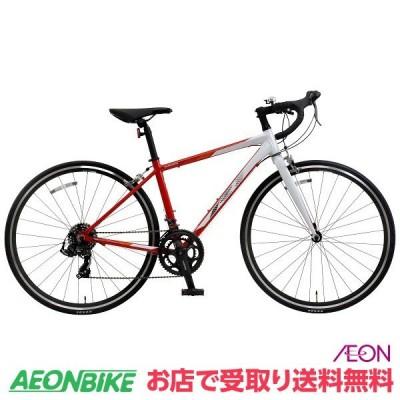 【お店受取り送料無料】KAGRA (カグラ) R-1-K ロードバイク 430mmサイズ レッド/ホワイト 700C 外装14段変速