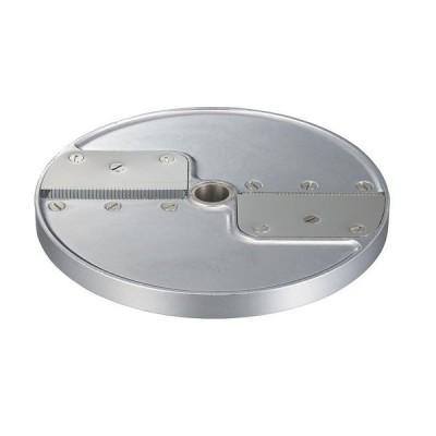 ロボクープCL-52E・50E用刃物円盤 角千切り盤 2×6mm