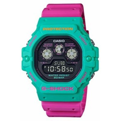 [カシオ] 腕時計 ジーショック サイケデリック マルチ カラーズ DW-5900DN-3JF メンズ