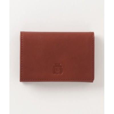 MARK'S / ヌメ革 ネームカードケース/GRAPHIA(グラフィア) WOMEN 財布/小物 > 名刺入れ