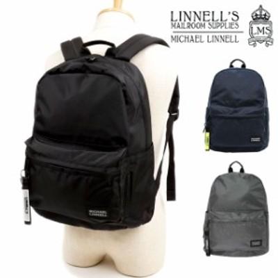 マイケルリンネル Michael Linnell リュック ラックサック 18L Rucksack [MLBC-01 FW20] メンズ・レディース 鞄 バックパック デイパック