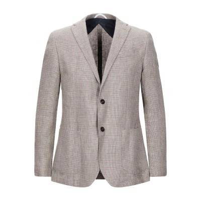 LIU •JO MAN テーラードジャケット ベージュ 50 100% 麻 テーラードジャケット