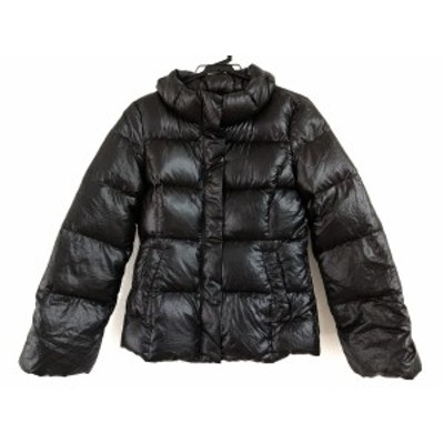 ボールジー BALLSEY ダウンジャケット サイズ38 M レディース - 黒 長袖/秋/冬【還元祭対象】【中古】20200404