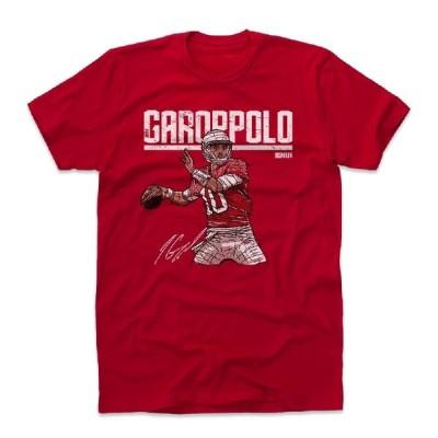 NFL Tシャツ ジミー・ガロポロ 49ers Hyper W T-Shirts 500LEVEL レッド
