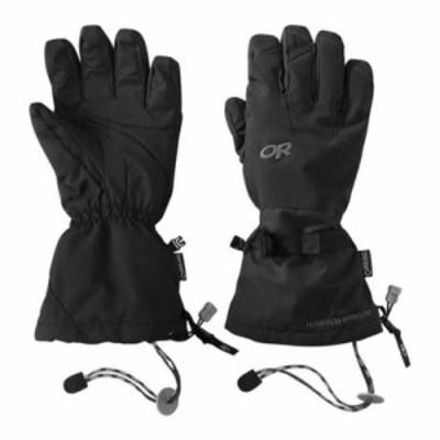 アウトドアリサーチ 手袋・グローブ Alti Touch Screen Glove Black