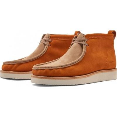 クラークス Clarks Originals メンズ シューズ・靴 Wallabee Hike Golden Tan Combi