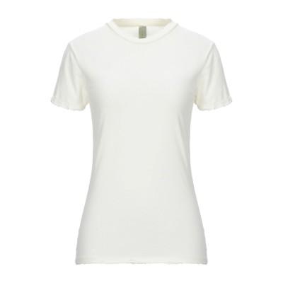 ALTERNATIVE® T シャツ アイボリー S コットン 100% T シャツ