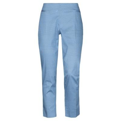 ノリータ NOLITA パンツ ブルー 50 コットン 96% / ポリウレタン 4% パンツ