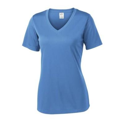 レディース 衣類 トップス Gravity Threads Womens Competitor V-Neck T-Shirt Tシャツ