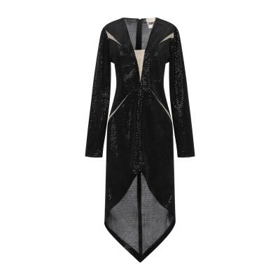 アニヤバイ ANIYE BY ミニワンピース&ドレス ブラック M ポリエステル 95% / ポリウレタン 5% / ナイロン ミニワンピース&ドレス
