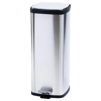 ゴミ箱 スリム おしゃれ 分別 ステンレス キッチン ごみ箱 ダストボックス 30L