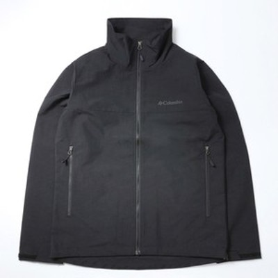 コロンビア アウトドアジャケット Stones Dome Jacket(ストーンズドームジャケット) Men's  L  010(Black)