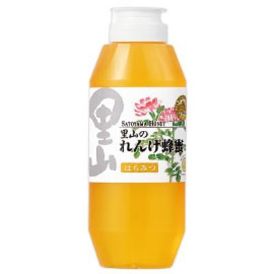 里山のれんげ蜂蜜500g