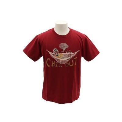 【3点購入5%OFFクーポン!5/8〜5/10】クリフメイヤー(KRIFF MAYER) チルアウトTシャツ [HOLIDAY] 1919915-3-WIN (メンズ)