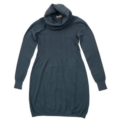 レディース ファッションドレス・ワンピースCashmere Company ID155047 COLLONE TRECCE  Cashmere Blend Rolled Neck ドレス
