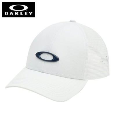 オークリー 帽子 キャップ メンズ Trucker Ellipse Hat FOS900005-100 OAKLEY
