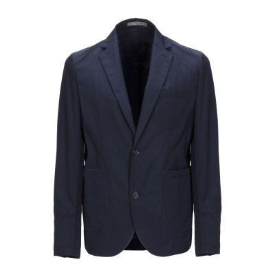 CC COLLECTION CORNELIANI テーラードジャケット ブルー 50 ナイロン 100% テーラードジャケット