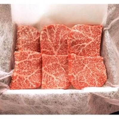 うねめ牛モモステーキ約600g(約100g×6枚)