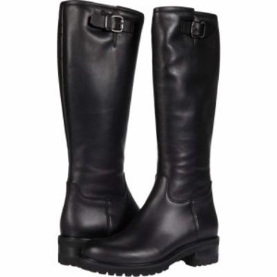 ラ カナディアン La Canadienne レディース ブーツ シューズ・靴 Carey Black Leather