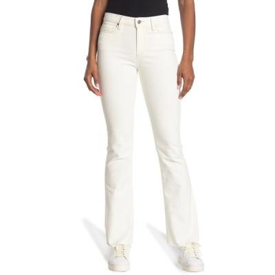 ペイジ レディース デニムパンツ ボトムス Laurel Canyon High Rise Bootcut Jeans GOLD COAST