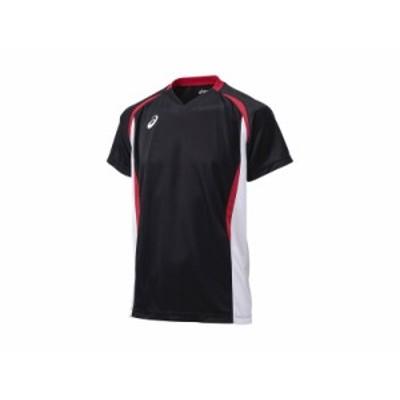 asics(アシックス) バレーボール ウェア ゲームシャツHS メンズ・レディース XW1325