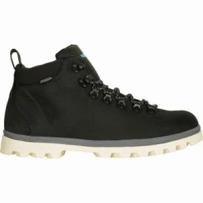 ネイティブ ブーツ Fitzsimmons TrekLite Boots Jiffy Black/Dublin Grey/Bone White