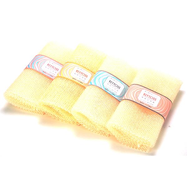SK701-8去角質織網沐浴巾