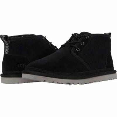 アグ UGG メンズ シューズ・靴 Neumel Corduroy Black