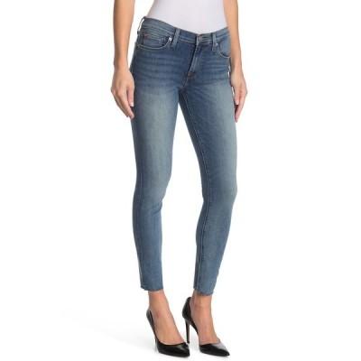 ハドソンジーンズ レディース デニムパンツ ボトムス Natalie Mid Rise Super Skinny Jeans GATTON