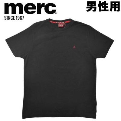 メルクロンドン メンズ 半袖Tシャツ キーポート MERC 01-23330105
