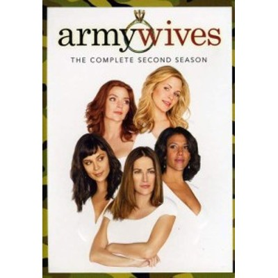 Army Wives: Complete Second Season [DVD] [Import](中古品)