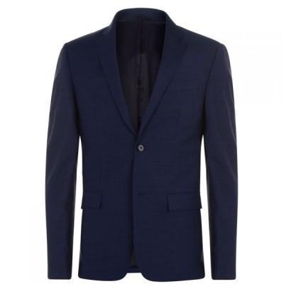 カルバンクライン Calvin Klein メンズ スーツ・ジャケット アウター Blazer Clematis Blue