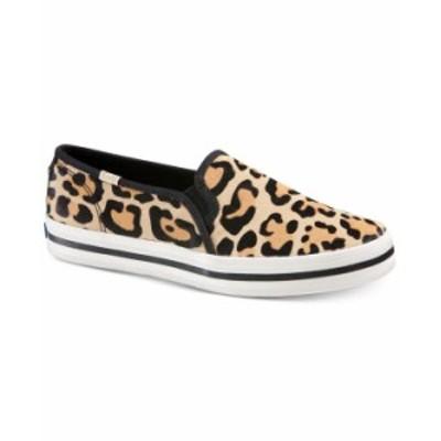 ケイトスペード レディース スニーカー シューズ Women's Double Decker KS Leopard Pony Hair Sneakers Multi