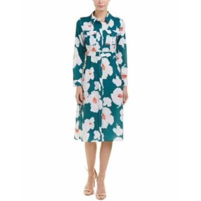 ファッション ドレス Zeraco Lanyayi Linen-Blend Dress 4-6