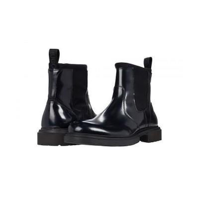 BOSS Hugo Boss ボス メンズ 男性用 シューズ 靴 ブーツ チェルシーブーツ Dart Chelsea Fully Lined Boot - Dark Blue