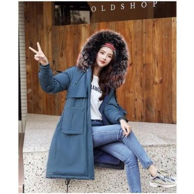 裏起毛 暖かい カジュアル ダウンコート ダウンジャケット 女性  ロング丈 アウター 防寒 軽量 防風 キレイめ ファッション フォーマル 通勤 OL オフィス