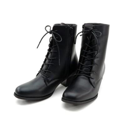 ブーツ 袴ブーツ ミドル丈