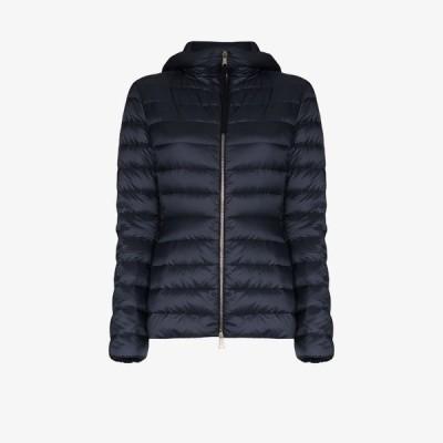 モンクレール Moncler レディース ダウン・中綿ジャケット アウター amethyste tailored puffer jacket black