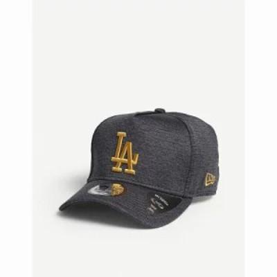 ニューエラ キャップ los angeles dodgers baseball cap Black