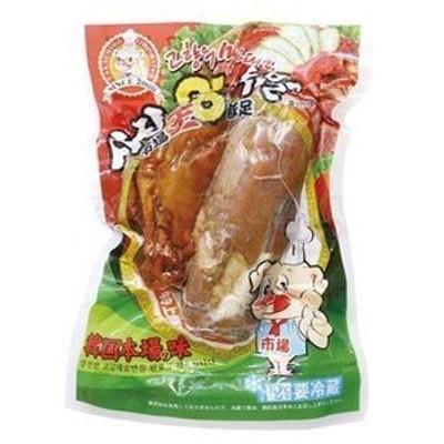 味付けロール豚足(800g)