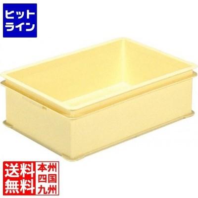 サンコー E型 番重 クリーム PP 011248001