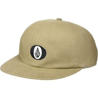 Volcom Stone O Strapback Hat Cap Beige キャップ 送料無料