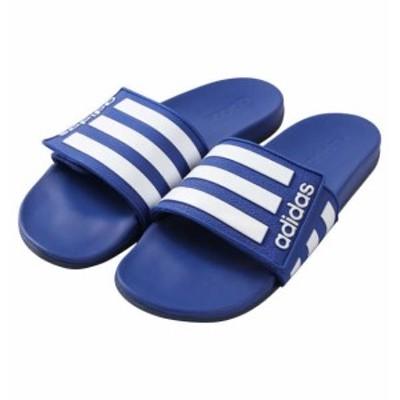 大きいサイズ メンズ adidas サンダル ADILETTE CF ADJ チームロイヤルブルー 1240-0270-1 30.5 31.5 32.5 34.5 35.5