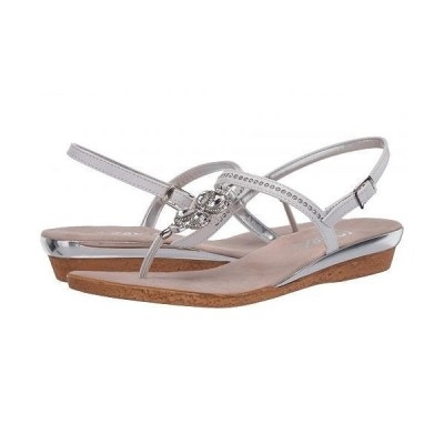 Onex オネックス レディース 女性用 シューズ 靴 サンダル Taylor - White