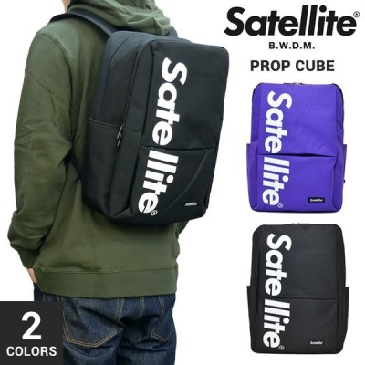 SATELLITE サテライト PROP CUBE バックパック リュック デイパック プロップキューブ BAG BACKPACK バッグ 鞄