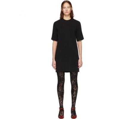 グッチ Gucci レディース ワンピース チュニックドレス ワンピース・ドレス Black Web Tunic Dress