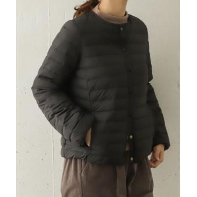 URBAN RESEARCH DOORS/アーバンリサーチ ドアーズ Traditional Weatherwear ARKLEY DOWN PACKABLE BLK 34