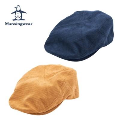 2020FW Munsingwear マンシングウェア スエードライクハンチング【メンズ】MGBQJC80 10060417