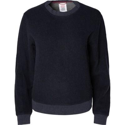トポ・デザイン ニット&セーター レディース アウター Global Sweater - Women's Navy